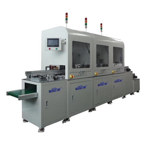在线式焊锡机器人