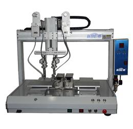 双头双工位焊锡机器人