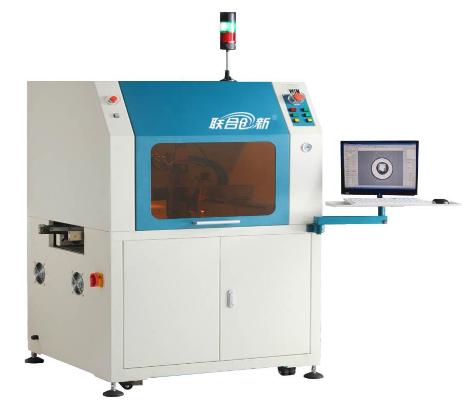 激光焊锡机器人